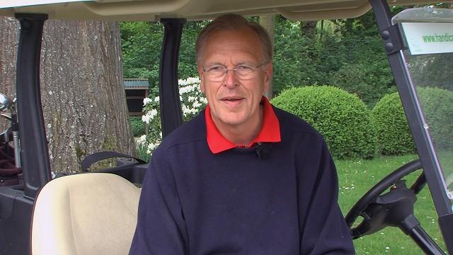 Je golft dus je bent donateur